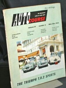 Autocourse Magazine Vol IV Number 4 Nov-Dec 1954