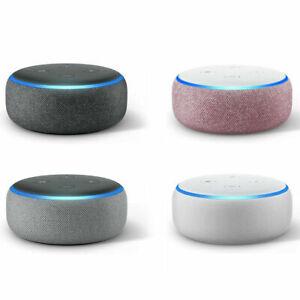 Amazon Echo Dot 3rd Generation Smart Speaker Works with Alexa