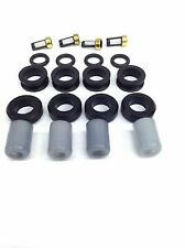 FUEL INJECTOR REPAIR KIT O-RINGS FILTERS CAPS GROMMETS 1988-1989 4RUNNER 22RE