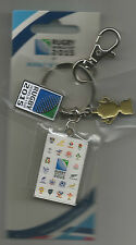 Rugby World Cup 2015 Key Ring - 20 Nations logos