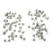 50Pair battery shrapnel AA or AAAbattery spring positive and negative contact`SG