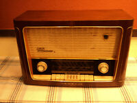 grundig 2070 röhrenradio radio antigua Jiù shōuyīnjī  旧收音机  舊收音機 valvula sonido