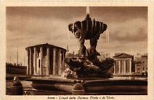 CPA Roma Tempii della Fortuna Virile e di Vesta. ITALY (552334)