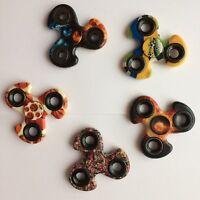JMT Finger Spinner Hand Focus Ultimate Spin Steel Fidget EDC Bearing Stress Toys
