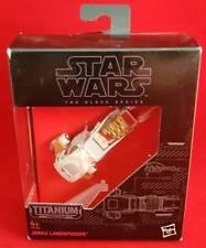 Star Wars Black Series Titanium Jakku Landspeeder 19 B4588 B3929 fuerza despierta
