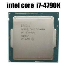 Intel Core i7-4790K 4.00GHz Quad-Core LGA1150 CPU Processor CPU 100% Tested ZU