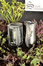 Grablampe   Grablaterne   Grabschmuck   Grabvase im Set aus Aluminium ->NEU<-