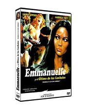 EMANUELLE AND THE LAST CANNIBALS (1977) **Dvd R2** Laura Gemser,