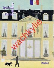 Le spectacle du monde 228 03/1981 Élections Donnay Opus Dei Juan Carlos Verlaine