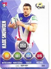 Newcastle Knights 2016 Rugby League (NRL) Trading Cards