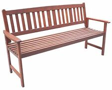 Outdoor Malay 3 Seater Bench