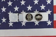 2001 S Proof Jefferson Nickel Roll  - Roll of 40 nickels