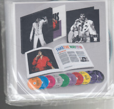 elvis presley that's the way it is deluxe edition 8x cd promo new plus 2 dvd's