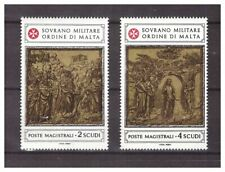 s15638) SMOM 1980 MNH** Battistero 2v