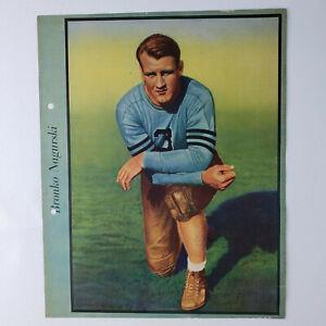 Bronko Nagurski Dixie Cup Premium Photo Football Chicago Bears 1938 Original
