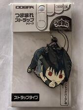 Naruto Keychain: Sasuke Uchiha Cellphone Charm 100% Authentic