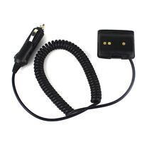 1PCS Car Battery Charger Eliminator 12V For YAESU VX-6R/VX-7R Radio New