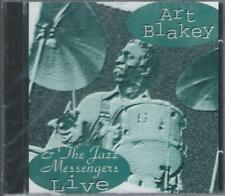 CD: ART BLAKEY & The Jazz Messengers - Live  (NEW)