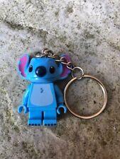 Stitch Mini Figure Keyring / Keychain UK SELLER