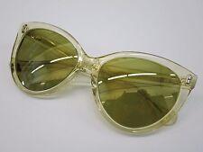 DITA ECLIPSE 22021C Nude Crystal Yellow Gold Flash Glasses Eyewear Sunglasses
