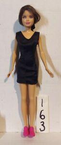 Barbie Skipper Stacie Doll Purple Streak Hair Brunette Teen Sister