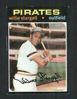 1971 Topps #230 Willie Stargell EX/EX+ Pirates 115261