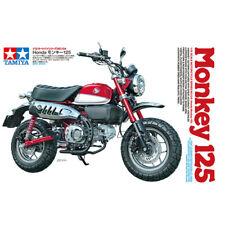 Tamiya Honda Monkey 125 Motorcycle Model Kit - Scale 1:12 - 14134