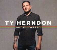 TY HERNDON - GOT IT COVERED USED - VERY GOOD CD