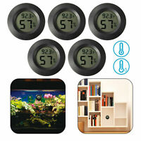Thermometer Indoor Digital LCD Hygrometer Temperature Humidity Meter Display C&F