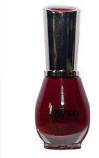 Glossy Regal Red Nail Polish / Varnish Saffron London 39 Regal Red