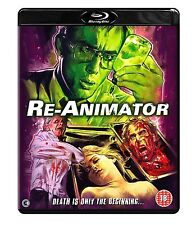 BLU-RAY  RE-ANIMATOR        BRAND NEW  SEALED UK  STOCK