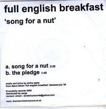 (BT9) Full English Breakfast, Song For A Nut - DJ CD