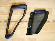 For Mitsubishi Evolution EVO 5 EVO 6 Lancer OEM Carbon Hood Scoop Naca Vents