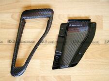 For Mitsubishi Evolution EVO 5 EVO 6 Lancer OEM Carbon Hood Scoop Naca Vents