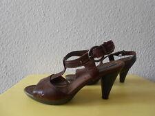 Schuhe Pumps Sandalen Görtz  Gr. 40  Leder