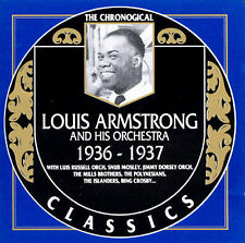 1936-1937 by Louis Armstrong (CD, Classic Records)