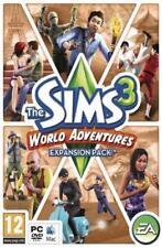 The Sims 3: World Adventures (PC: Mac/ Windows, 2009) - US Version
