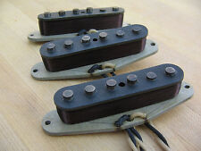Dawgtown Aged '64 Pickups For Strat Stratocaster USA Hand Wound AlNiCo 3