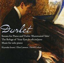 KYOTAKA/LAWSON,ELIOT/COHEN -VIOLIN SONATA/MUSIC FOR CELLO AND PIANO CD NEU