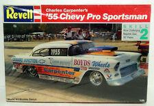 Vintage Revell Charles Carpenter's 1955 Chevy Pro Sportsman Kit Sealed