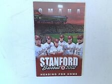 2002 Stanford University Baseball Schedule,