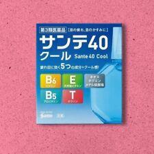 Sante 40 Cool eye drops 12 ml from Japan Santen