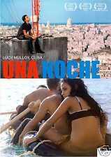 UNA NOCHE - KUBA - 2012 - FILMPOSTER A4 KUBANISCHE TRÄUME