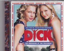 Dick-Music From The Motion Picture cd album