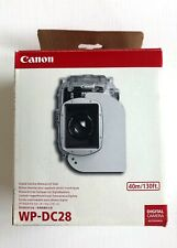CANON DIGITAL CAMERA WATERPROOF CASE WP-DC28 FOR CANON G-10