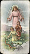"santino-holy card""""ediz. NB n.36 ANGELO CUSTODE"