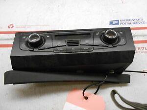 12 Audi Q5 climate control 8T1820043AQ ic# 52261  RF0763