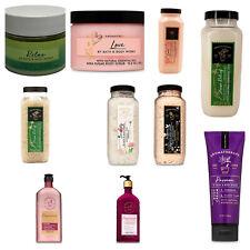 Bath and Body Works Aromatherapy B-Cream, Scrubs , Luxuray Bath, Salts-You Pick