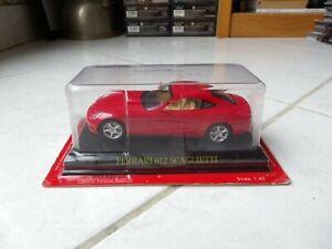 Ferrari 612 Scaglietti 1/43 ixo altaya Miniature