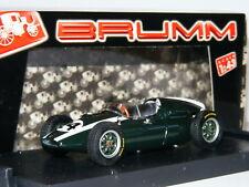 Brumm R278 Cooper T51 Jack Brabham 1959 Monaco GP #24 1/43